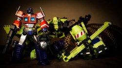 transformers zabawki