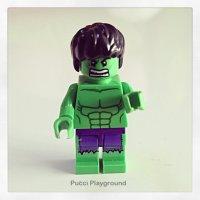 lego super heroes - Hulk