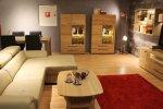 Oświetlony pokój