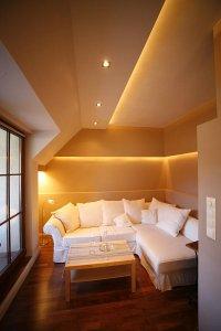 oświetlenie pokoju